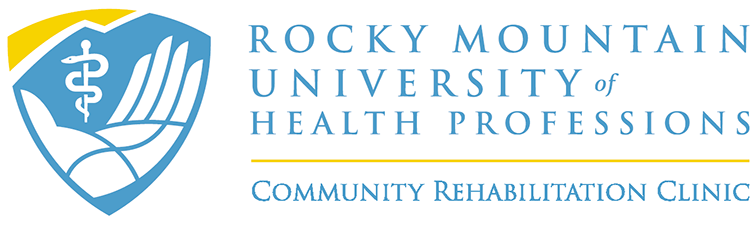 Community Rehabilitation Clinic Sticky Logo Retina